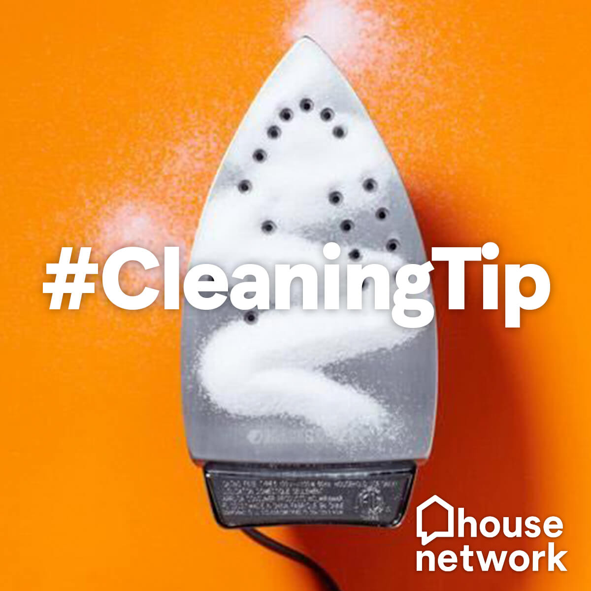 #CleaningTip
